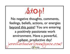 Gosh I would love to post this at work!!