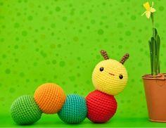 Crochet Angels, Crochet Dolls, Crochet For Kids, Free Crochet, Yarn Crafts, Diy Crafts, Amigurumi Free, Pet Toys, Crochet Stitches