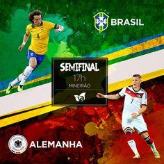 Imagens para Portal Amazônia durante a Copa 2014.