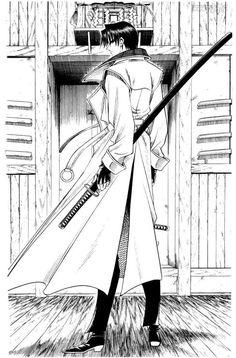 Rurouni kenshin hentai art