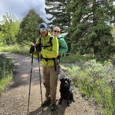 """Spina bifida and glaucoma can't get in the way of Melanie Knecht and Trevor Hahn. They don't like to be called """"inspirational,"""" but their example teaches us about friendship, collaboration, and purpose. Grand Teton National Park, National Parks, Trust For Public Land, Make Her Smile, 29 Years Old, Happy Trails, Women Names, Good Morning America, Summer Solstice"""