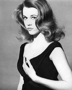 Jane Fonda. Highly underrated. Amazing actress.