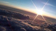 Sunset at 15,000 Feet | Flickr – Compartilhamento de fotos!
