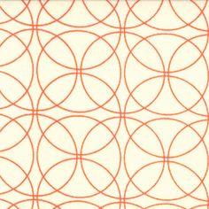 Swinging in  Chalk Tangerine - Comma - moda