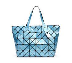 6c12635e4d 2016 New Bao bao women pearl bag Diamond Lattice Tote geometry Quilted  shoulder bag sac bags handbags women famous brands