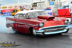 Muscle Car Monday: drag racing from photographer Max Cackle at the 55th Annual Bakersfield March Meet (57 Photos)