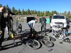 Unbetitelt Tenerife, Gym Equipment, Bicycle, Sports, National Parks, Hs Sports, Bike, Bicycle Kick, Teneriffe