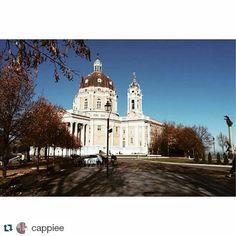 #Repost cappiee per #inTO  Basilica di Superga  #torino #superga