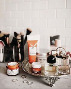 morning skincare routine with origins