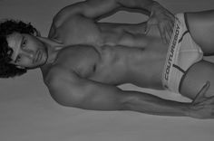 Black and White - COUTUREBOY Model Pedro Fernandes