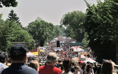 Grand Old Day is Saint Paul's first rite of summer and the place to be on the first Sunday of June. There is plenty for the entire family to do at this largest one day festival in the upper Midwest. With over 150 food vendors, family fun area, art district and six festival gardens, this is a day you will not want to miss. Kick off the summer season with Grand Old Day!