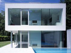 White Glass House