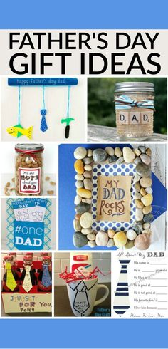 Unlike Moms who are more sentimental, it can sometimes be hard to find those fun DIY Father's Day gifts for Dad. DIY FATHER'S DAY GIFTS FOR DAD