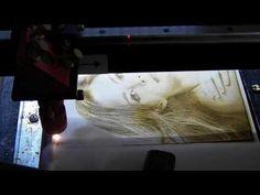 How-to: Laser engraving photo – Cartonus