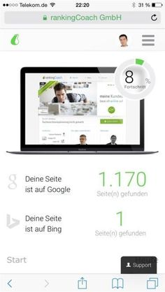 rankingCoach – Marketing Online – que você mesmo faz