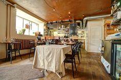 Salt Restaurant in Tallinn, Estonia. Google Indoor View. Nordic360. Restaurant. Food. Photography.