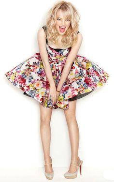Emma Stone Glamour UK 2013