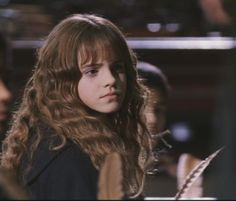 """Emma in """"Harry Potter And The Chamber Of Secrets"""""""
