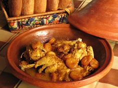 Tagines are still favored by those who appreciate the unique, slow-cooked flavor which the clayware imparts to the food.  | How to Use a Moroccan Tagine: Moroccan Tagine