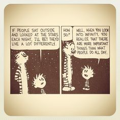 Calvin and Hobbes <3 Loves of my life.