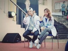 Ailee & Amber