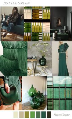 Bottle Green | PatternCurator | Style Color Palettes | Colour | Fashion Color Palettes | Mood Boards | Color Inspiration | Personal Style Online | Online Fashion Stylist | Fashion For Working Moms & Mompreneurs
