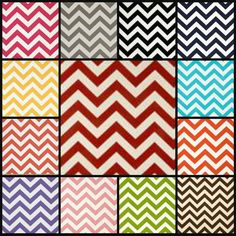Chevron Crib Bedding Design Your Own by Crittercakesandknits, $40.00