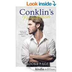 Conklin's Foundation (#2) (Conklin's Trilogy) - Kindle edition by Brooke Page, Samantha Hondorp, Sommer Stein. Contemporary Romance Kindle eBooks @ Amazon.com.