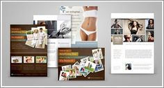 A collection of various ads and business flyers that serve multiple industries. Real Estate Templates, Facebook Timeline Covers, Cover Template, All Fonts, Light In The Dark, Business Flyers, How To Apply, Photoshop, Ads