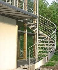 1000 images about escaleras on pinterest stairs for Gradas de caracol