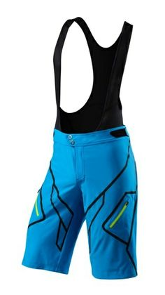 Specialized XC Altas Pro Short. Thigh pockets plus stretchy jersey-style pockets on the back to help eliminate wearing a pack. Nice!