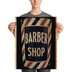 #barber #menshair #barberlife #barbershop #barbers #barbersinctv #barberlove #barbergang #barbering #hairstyle #hairstyles #mensstyle #menstyle #haircut #haircuts #hair #beardoil #barbershopconnect #beardsofinstagram #fade #barbersinc98 #mensfashion #hairstylist Barber Poster, Barber Shop Decor, Barbering, Salons, Awesome, Prints, Shopping, Lounges