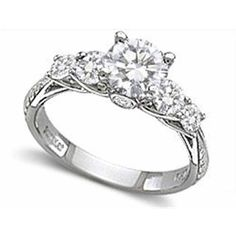 Nice Diamond wedding rings for women ❤ liked on Polyvore
