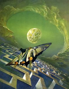 Man in the Maze par Bruce Pennington