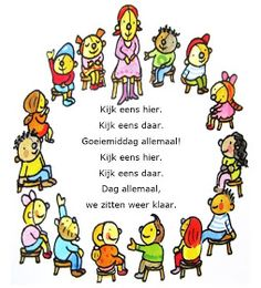 Welkom bij K2 - K3: LIEDJES EN VERSJES Dutch Language, Back To School, Teaching, Kids, Young Children, Boys, Children, Entering School, Education