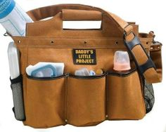 baby diaper bags | Daddy Diaper Bag | Baby ideas/stuff