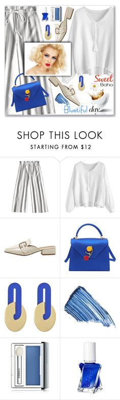 """Sweet Boho Modern"" by jecakns ❤ liked on Polyvore featuring Uncommon Matters, Sisley, Clinique, Essie and modern"