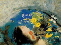 Odilon Redon (1840 ~1916)