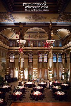 Milwaukee Reception Venues 101 Ballrooms The Grain Exchange In WI Wedding Receptions