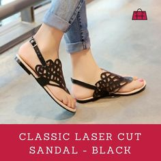 These classic laser cut sandals are a perfect combination of style and comfort!  Want them? Here you go: http://ift.tt/2bN1OeW #YouCanNeverHaveTooMany  #Accessoryhut #sandals #flats #aviatorglasses #aviator #shades #sexy #instafashion #fashionable #flatshoes #MensShoes #bagsforsale #authenticbags #luxurybags #fashionblog