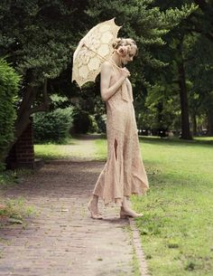 Papermothballvintage's Jazz Age Lawn Party Dress