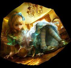 Alice in Wonderland / Shu Mizoguchi. Обсуждение на LiveInternet - Российский Сервис Онлайн-Дневников