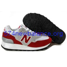 Latest Listing Discount New Balance NB 577 UK edition Red Grey White For Men  shoes Casual shoes Shop