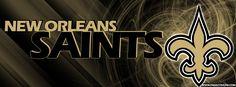 New Orleans Saints Teams Facebook Cover