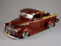 41 Chevy PU low rider