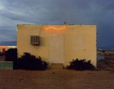 Steve Fitch - Grandview Motel, Albuquerque, New Mexico, 1980
