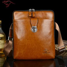 Find More Crossbody Bags Information about Awen hot sell new fashion  genuine leather hasp men s bag 28c686afaf3f0
