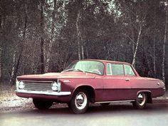 1966 GAZ Volga Hajnal