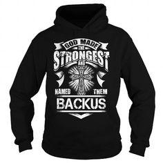 I Love BACKUS, BACKUSBIRTHDAY, BACKUSYEAR, BACKUSHOODIE, BACKUSNAME, BACKUSHOODIES - TSHIRT FOR YOU Shirts & Tees