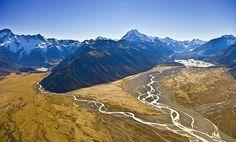 Mount Cook & Tasman Glacier, see more, learn more, at New Zealand Journeys app for iPad www.gopix.co.nz